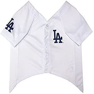 Pets First MLB Major League Officially Licensed Dog Pet Jersey (Medium)