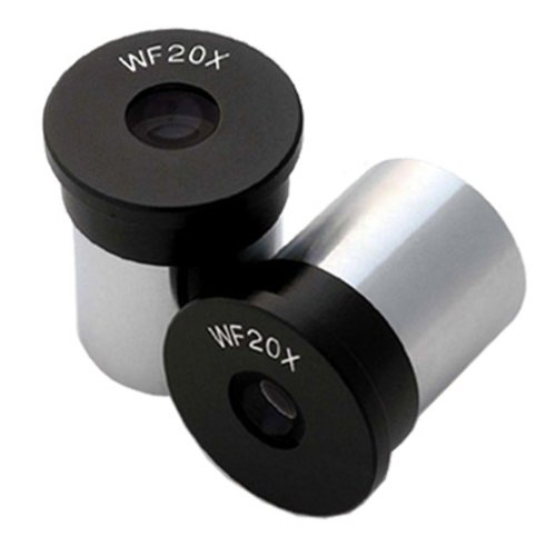 AmScope Pair of WF20X Microscope Eyepieces (23mm)