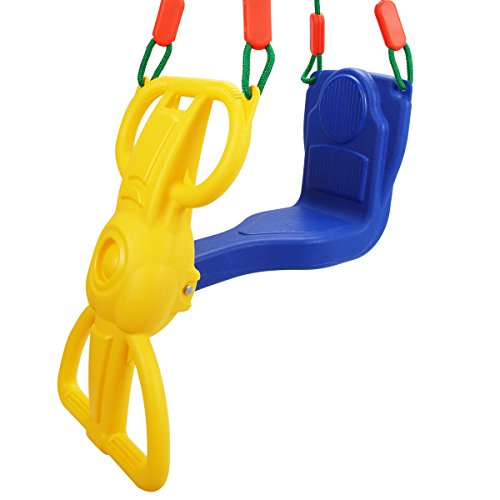 PP + PE Kid Swing Seat With Ebook by MRT SUPPLY