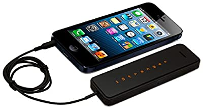 SpyGear-iStranger SleuthGear® Smartphone Disguise Voice Changer VC1200 - SleuthGear