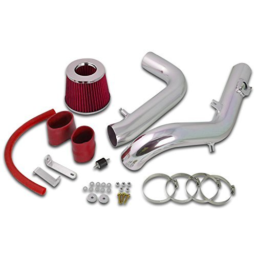 Spec-D Tuning AFC-TC05RD-AY Scion tC 2dr Coupe 2.4L L4 Cold Air Intake+Red Filter