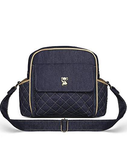 Bolsa Maternidade Karen K P, Classic for Baby Bags, Dourado