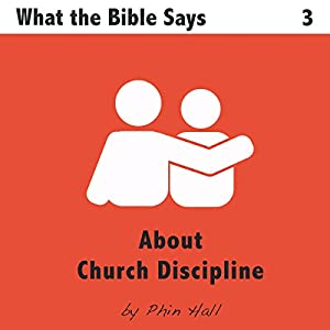 About Church Discipline Audiobook