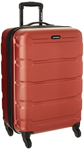 Samsonite Omni PC 24'' Spinner Burnt Orange One Size by Samsonite
