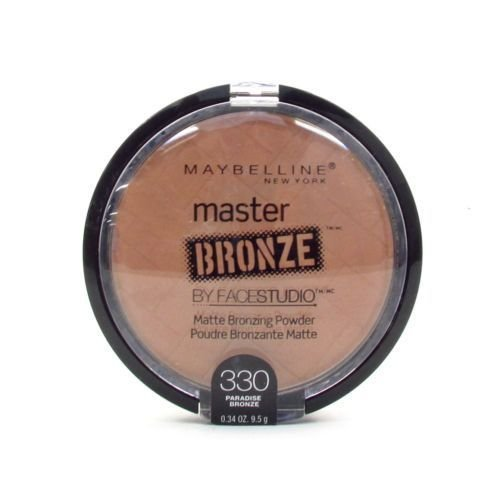 Maybelline Facestudio Master Bronze Powder , 330 Paradise Bronze,(Pack of 3)