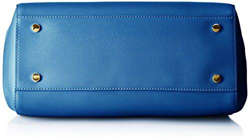 TRUSSARDI JEANS by Trussardi 75b491xx53 - Bolso de mano Mujer Blu (Blue Royal)