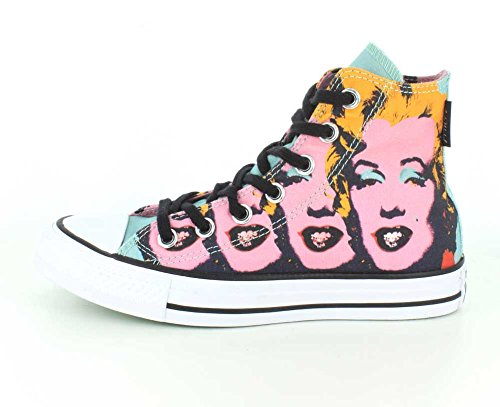 Converse Warhol All Star Hi Donna Sneaker
