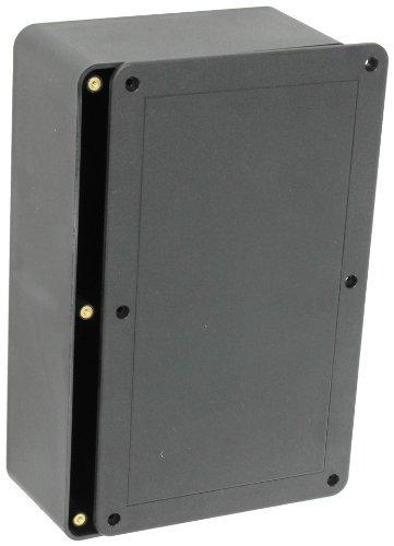 (BUD Industries CU-3286 Plastic Style A Utility Box, 10-9/64