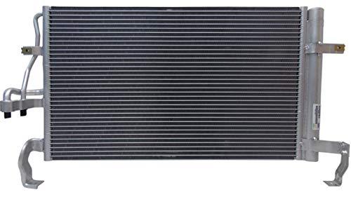 Sunbelt A/C AC Condenser For Hyundai Tiburon Elantra 3084 Drop in Fitment