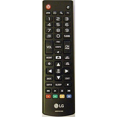 LG AKB74915305 TV Remote Control for 43UH6030 43UH6100 43UH6500 49UH6030 49UH6090 49UH6100 49UH6500 50UH5500 50UH5530 55UH6030 55UH6090 55UH6150 55UH6550 60UH6035 60UH6150 60UH6550 65UH5500 65UH6030