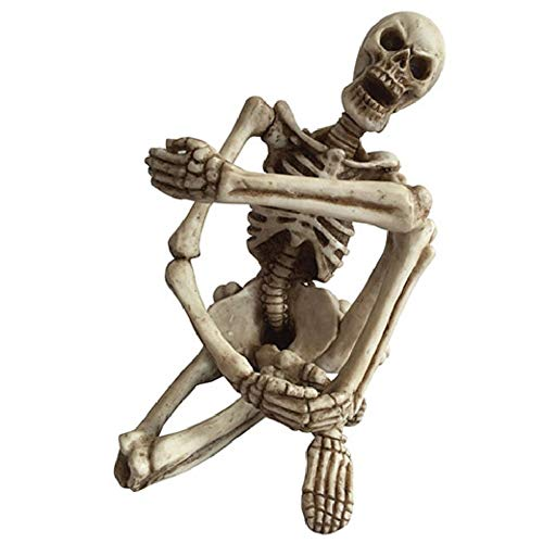 Darice Halloween Skeleton Wine Bottle Holder ()