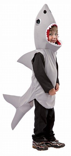 Rasta Imposta Baby's Sand Shark, Gray, (Boy Shark Costume)