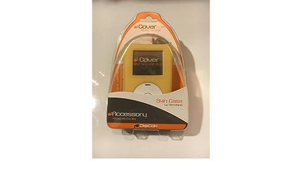 Cover For iPod Skin Case with Revolving Belt-Clip DigiCom