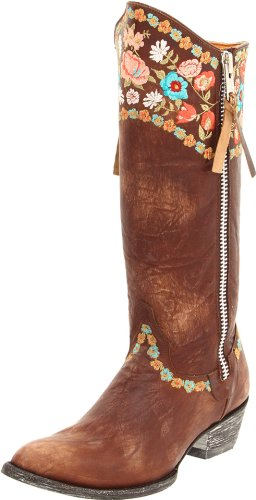 Old Gringo Women's Gaylarazz Boot,Brass,6.5 B US
