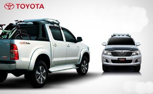 Amazon.com: Lh Rh Left Right Tail Back Rear Lights Toyota Hilux Vigo Champ 2011 2012 2013: Automotive