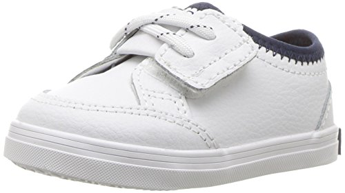Sperry Deckfin Crib Jr Sneaker (Infant/Toddler)
