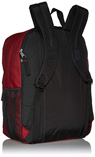 41gt1hxoXCL - JanSport Big Student Backpack - 15-inch Laptop School Pack, Viking Red