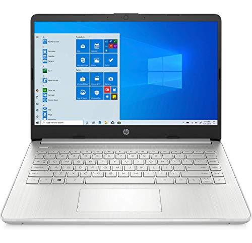 🥇 HP 14s-dq0007ns – Ordenador portátil de 14″ FHD