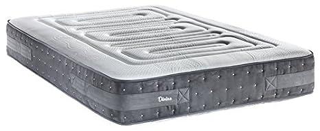 Marpe Colchon Divine Dual Sense con Viscoelástica Formadapt® y Látex Air (135X200)