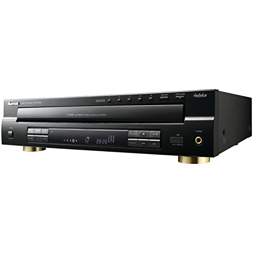 Sherwood CDC-5506 Home CD Players (Black) by Sherwood