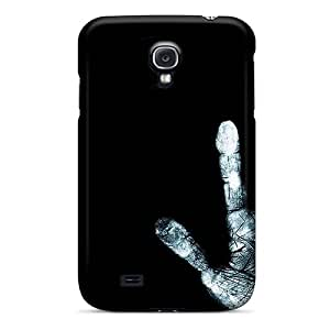 Fashionable Style Case Cover Skin For Galaxy S4- Hand Print
