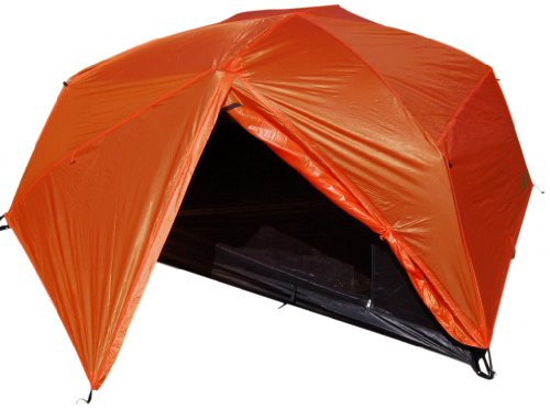 Paha Que Wilderness Bear Creek 200 2 Person Backpacking Tent (BurntOrange, 86 x 60 x 36-Inch), Outdoor Stuffs