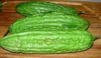 Stonysoil Seed Company Chinese Bitter Melon Green Skin Seeds (Foo GWA)
