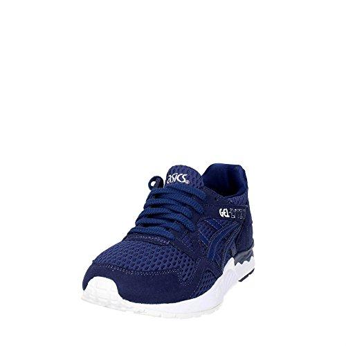 Asics - Gel Lyte V White - Sneakers Hombre Azul