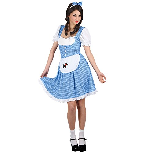 Country Girl Woman Fancy Dress Up to Large Size Costume for $<!--$30.87-->