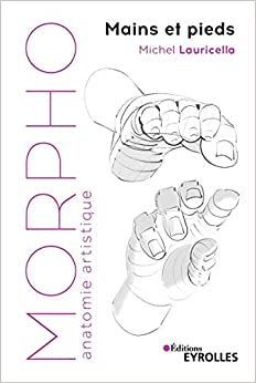 Book's Cover of Morpho : mains et pieds (Français) Broché – 20 juin 2019