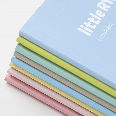 KAKAO FRIENDS Little Muzi Spiral Notebook Nixeus Technologies Inc NT 9358