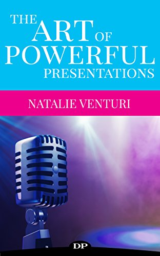amazon com the art of powerful presentations the executive woman s