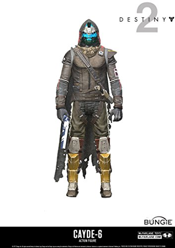 (McFarlane Toys Destiny 2 Cayde 6 Collectible Action Figure)