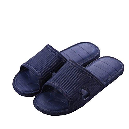 Pantofole Da Bagno Sempre Unisex Unisex Da Doccia E Pantofole Da Bagno Sandalo Da Spiaggia Blu Marino