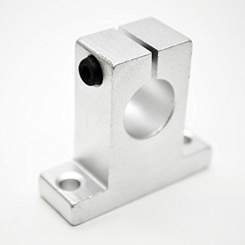 Sk12 12mm 4pcs Sh12a Linear Rail Shaft Guide Support