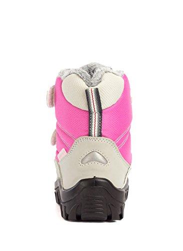 di stoffa Antis rosa B Stivali g1w0On6