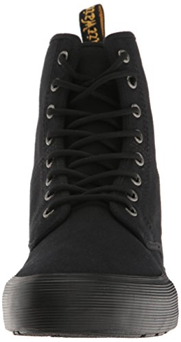 sneakernews for sale Dr. Martens Unisex Adults' High Trainers Black (Black 10 Oz Canvas and Black Cotton Binding 001) free shipping best seller free shipping outlet store free shipping release dates 6HtdWAP