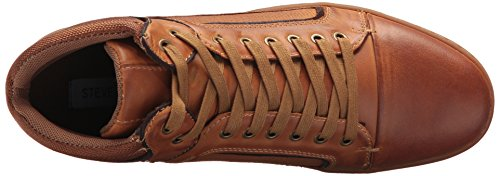 Steve Madden Heren Prinz Sneaker Donkere Tan