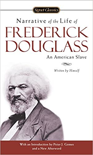 narrative of the life of frederick douglass book report