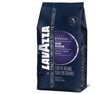 Lavazza Gran Riserva Espresso Whole Bean Coffee, 2.2-Pound Bag