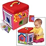 Small World Toys IQ Baby - Whose House Shape Sorter