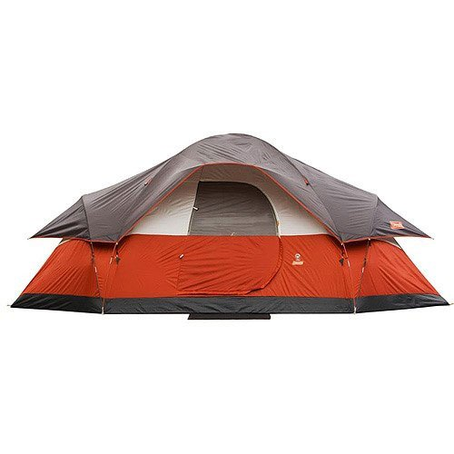 Coleman Oasis 8-Person Tent  sc 1 st  C&ing Companion : coleman 8 person tents - memphite.com