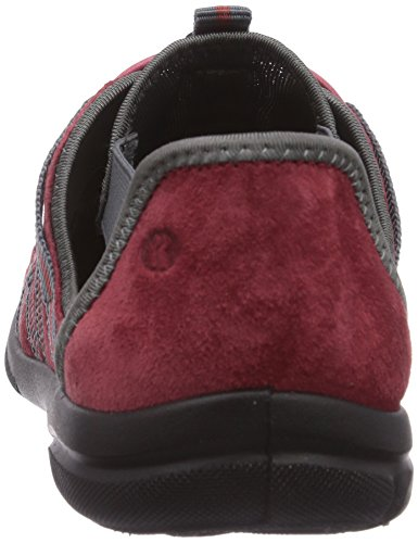 Red Low Traveler 01 Trainer Romika Women's Red Top nxw0Z1n8aq