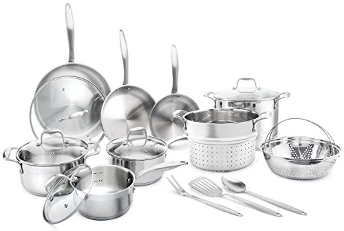 100 piece cookware set - 8