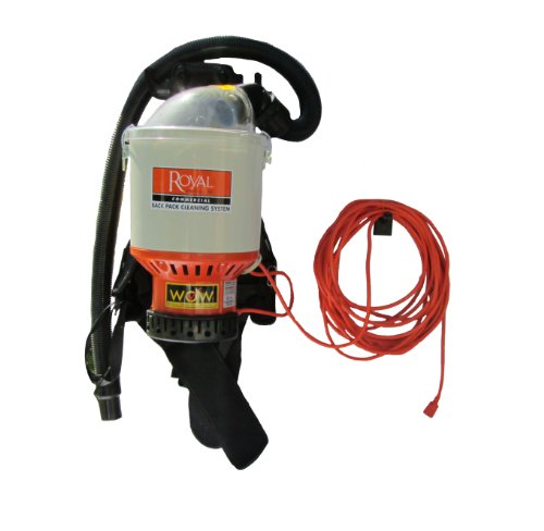 royal commercial backpack vacuum - 2