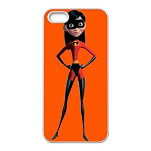 iphone5 5s phone cases White The Incredibles cell phone cases Beautiful gifts PYSY9395793