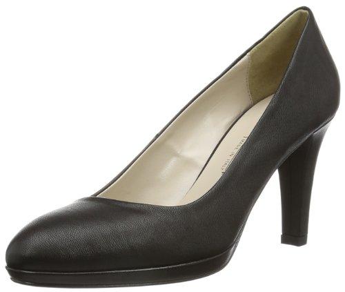 30 Forma Femme nero Noir Chaussures Compensées Schwarz Latitude UTwqBB