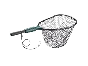 Ego wade nets with small rubber fishing for Amazon fishing net