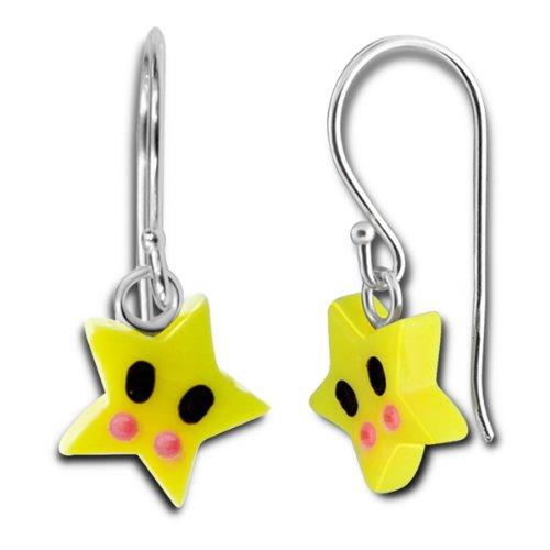 Happy Star Earrings
