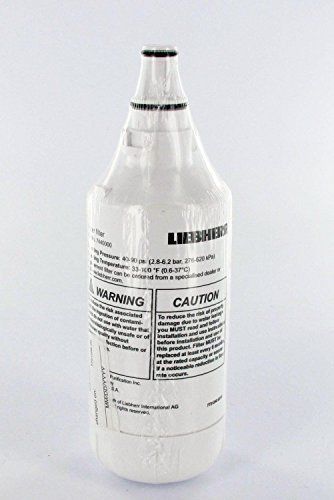 - Liebherr 7440000 and 744000200 Refrigerator Water Filter OEM